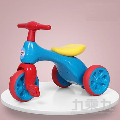 童騎士-幼童腳踏車(紅藍)