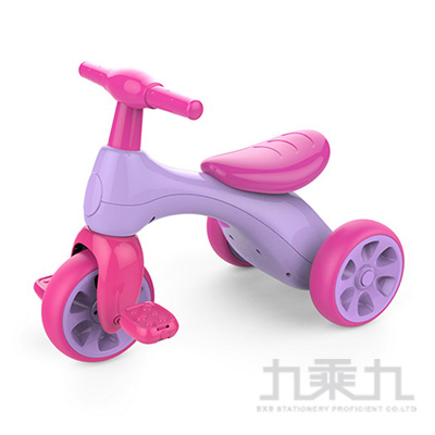 童騎士-幼童腳踏車(粉紅)