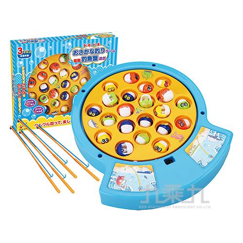 樂彩森林-電動釣魚遊戲機