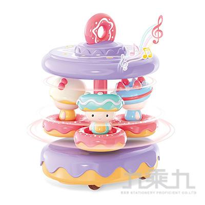糖果計劃-甜甜圈花車 CP-52471