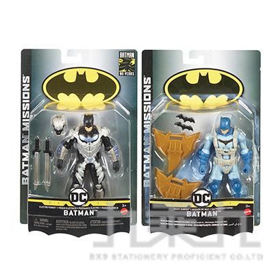 蝙蝠俠6吋人物組 MDC66358 (款式隨機)