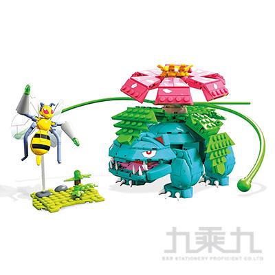 美高創建寵物小精靈-妙蛙花與大針蜂 MMG66115