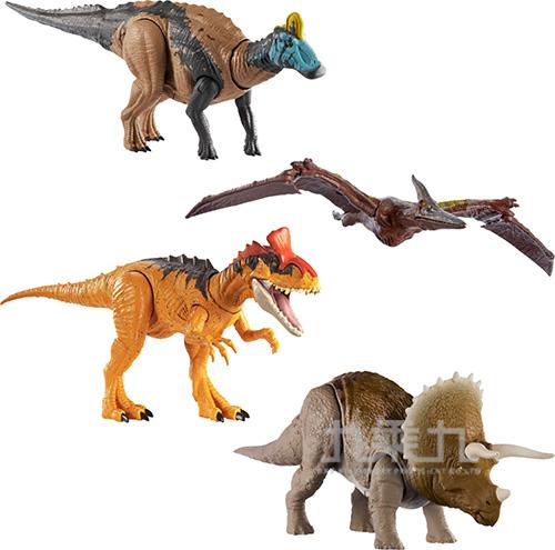 侏儸紀發聲恐龍 MJW81437
