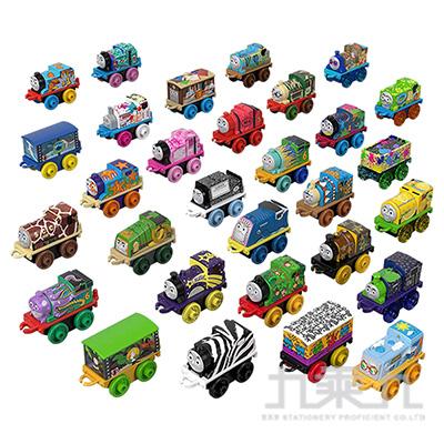 迷你湯瑪士小火車貨車組MTF84813(款式隨機出貨)