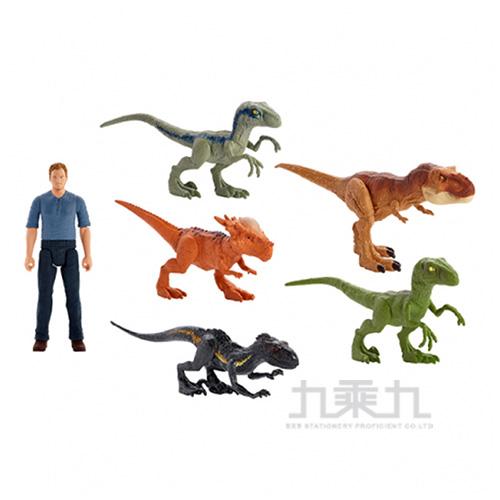 侏儸紀世界 6吋恐龍 MJW76540