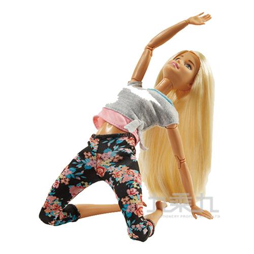芭比時尚關節可動娃娃 MBB64378