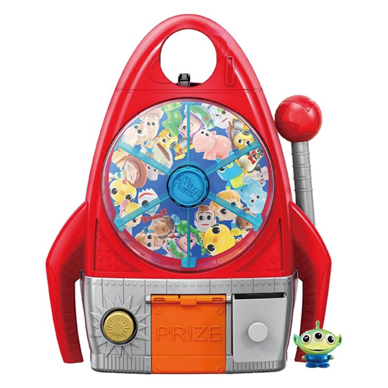 玩具總動員比薩星球轉盤遊戲組MPX81164