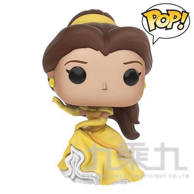 POP! 迪士尼公仔 美女與野獸-貝兒公主 FU11220