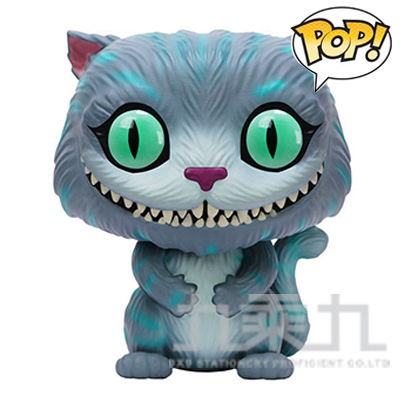 POP! 迪士尼公仔 愛麗絲-柴郡貓 FU06711