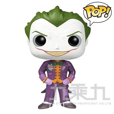 POP! 英雄系列:阿卡漢瘋人院-小丑