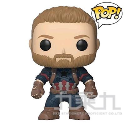 POP! 電影系列公仔 復仇者聯盟 無限之戰-美國隊長
