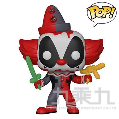 POP! 漫威:死侍的遊戲時間-小丑死侍