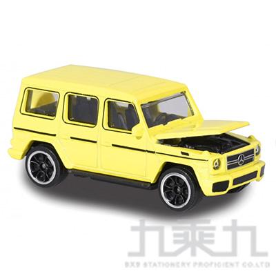 (限量版)美捷輪小汽車-賓士越野G63(黃)