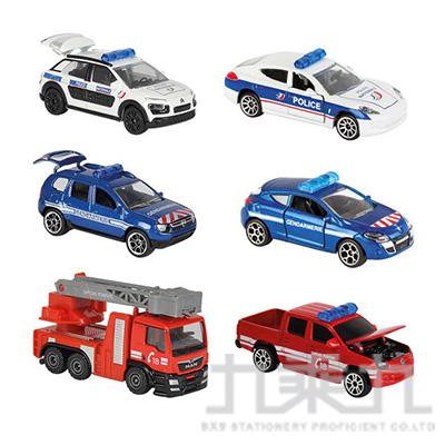 (限量版)美捷輪小汽車-法國救援車款 DI04009