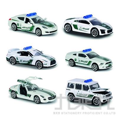美捷輪國際款-杜拜警車 DI03002-1