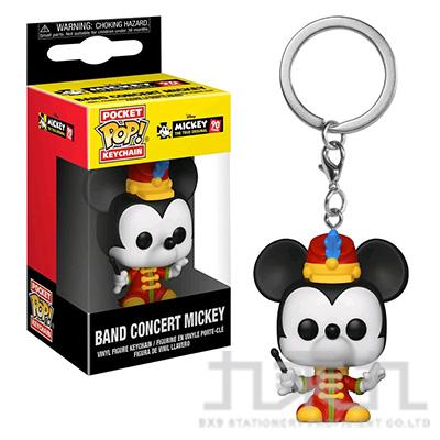POP! 鑰匙圈 迪士尼米奇90周年 樂隊米奇 FU32176