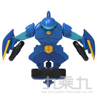 魔幻陀螺機甲戰車-劍齒鯊 LD46106