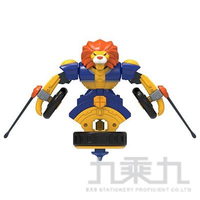 魔幻陀螺機甲戰車-霸天獅 LD46110