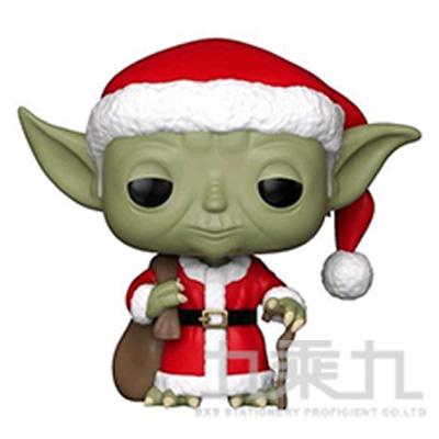 POP! 星際大戰 聖誕節 尤達 FU33885