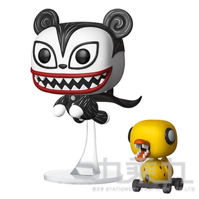POP! 迪士尼:聖誕夜驚魂-吸血鬼泰迪w/不死鴨 FU34429