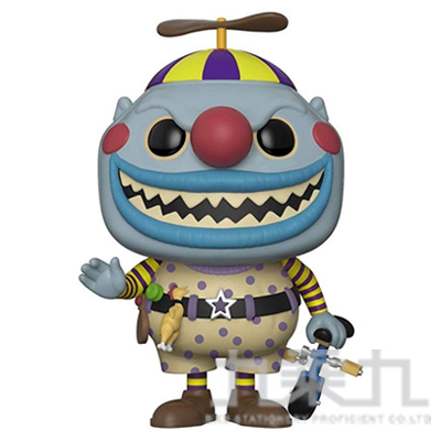 POP! 迪士尼:聖誕夜驚魂-小丑 FU32840