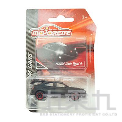(限量版)美捷輪小汽車-Honda Civic Type R 霧面黑