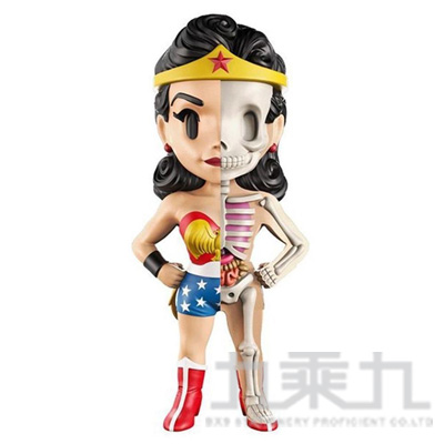 DC Comics 半剖系列 黃金時代4吋神力女超人 MJ93492