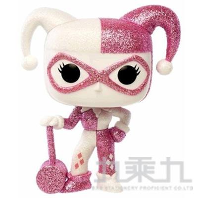 POP! 英雄系列 小丑女 粉色鑽石閃光版 FU34827