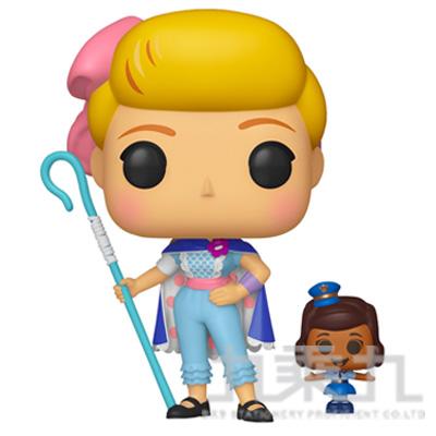 POP! 迪士尼 玩具總動員4 牧羊女w/警官 FU37391