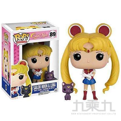 POP動畫系列-美少女戰士水手月亮W/露娜 FU06350