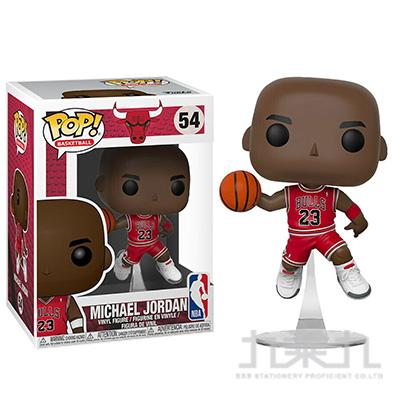 POP NBA芝加哥公牛-麥克喬丹 FU36890