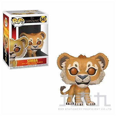 POP迪士尼:獅子王真人版-辛巴 FU38543
