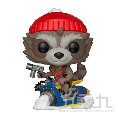 POP漫威系列:聖誕節-火箭浣熊 FK43334