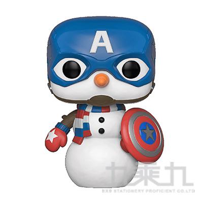 POP漫威系列:聖誕節-美國隊長 FK43335