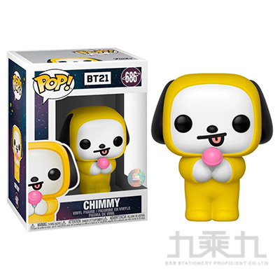 POP公仔 動畫 BT21-Chimmy  FK40241