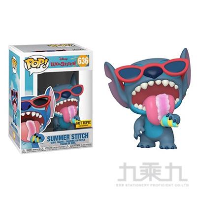 POP迪士尼 Lilo&Stitch夏日史迪奇 FK46089