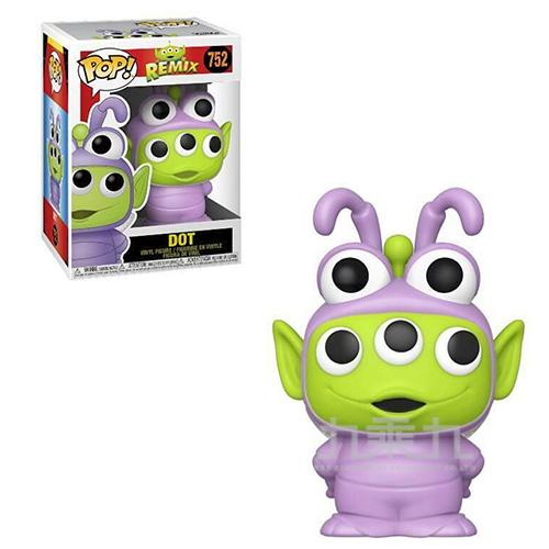 POP迪士尼 三眼怪角色扮演 蟲蟲危機-小不點裝