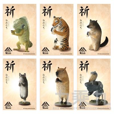 Animal Life 祈 (多款隨機出貨)