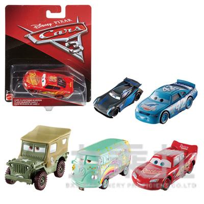 汽車總動員3-造型小汽車-款式隨機出貨