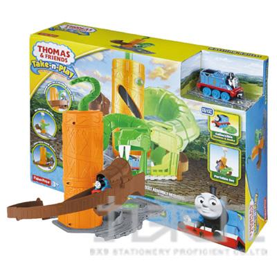 99#湯瑪士帶著走-綠蟒驚險軌道遊戲組