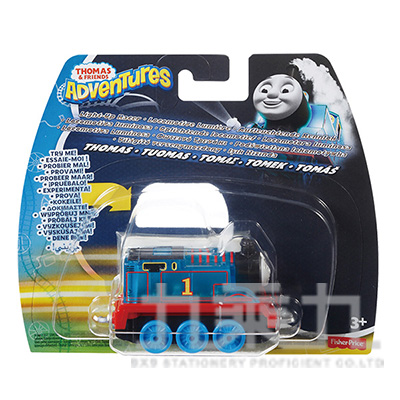 湯瑪士冒險系列-經典發光小車