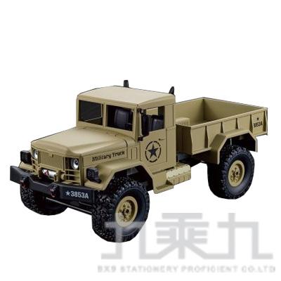 1:16遙控美國軍用卡車-2.4G/12  3853A