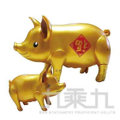 買一頭豬!金豬喜氣過年特殊版趣味拼圖 MH513498
