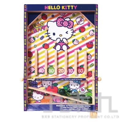 Hello Kitty水果彈珠台