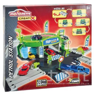 (福利品) 麻雀小汽車加油站 DIC02751