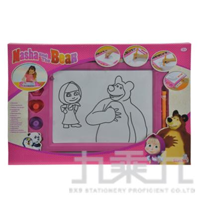 瑪莎與熊塗鴉板 SIM92394