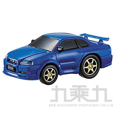 MARUKA 110mm迴力車 GT-R MAP13953