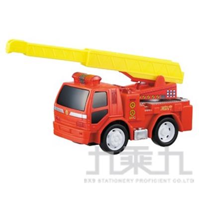 MARUKA 110mm迴力車 消防車 MAP13973