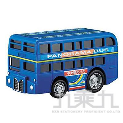 MARUKA 110mm迴力車 雙層巴士 MAP13975