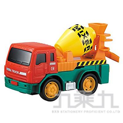 MARUKA 110mm迴力車 水泥車 MAP13994